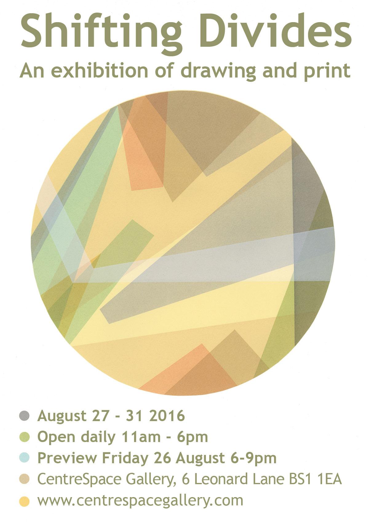 Shifting divides_Poster